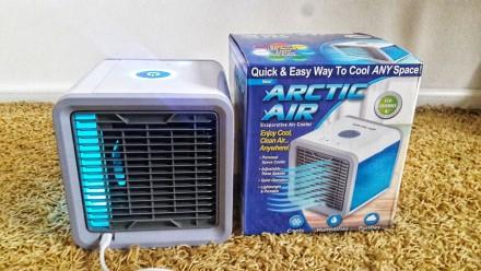 """Распродаю оригинальные мини-кондиционеры """"Arctic Air evaporative air cooler"""" (ве. Львов, Львовская область. фото 6"""