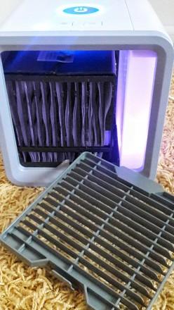 """Распродаю оригинальные мини-кондиционеры """"Arctic Air evaporative air cooler"""" (ве. Львов, Львовская область. фото 5"""
