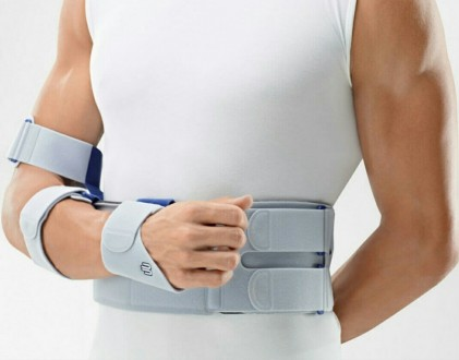 Стабилизирующий ортез для иммобилизации плечевого сустава OmoLoc. Днепр. фото 1