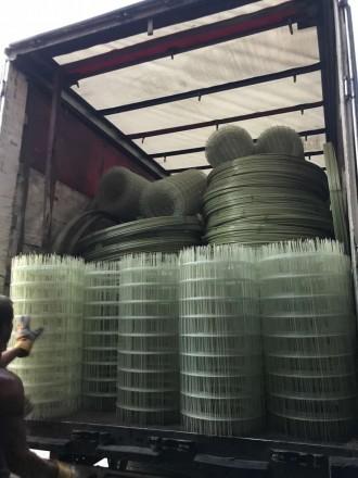 Композитная сетка от завода производителя Arvit (2 мм; 3 мм) Замена металла!!! . Днепр, Днепропетровская область. фото 3