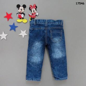 Теплые джинсы для девочки. Ніжин. фото 1