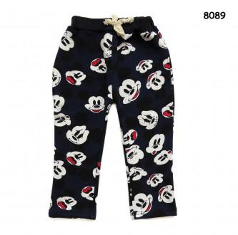 Теплые штаны Mickey Mouse унисекс. Ніжин. фото 1