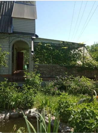 Продаж дачі 102м2 на 3 поверхи с сауною в Гайку. В будинку на першому поверсі ку. Гаек, Белая Церковь, Киевская область. фото 14