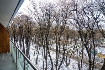 Очень уютная и красивая квартира на просп. Победы 42 , с отличным видом на парк.. Шевченко, Киев, Киевская область. фото 13