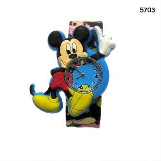 Часы Mickey Mouse для мальчика на браслете. Ніжин. фото 1