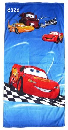 Полотенце Cars Тачки для мальчика. Ніжин. фото 1