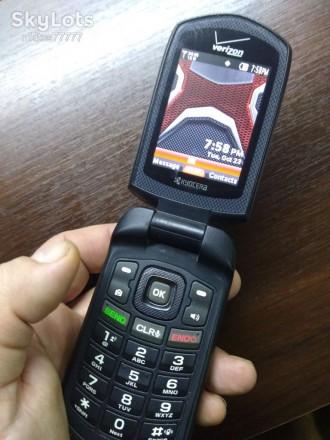 Крутой Kyocera DuraXV E4520 из США .GSM/CDMA связь ! Защита ! Не боится воды и . Киев, Киевская область. фото 6