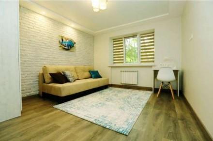 Квартира состоит из кухни - студио с французским балконом и двух отдельных спале. Центр, Миколаїв, Николаевская область. фото 9