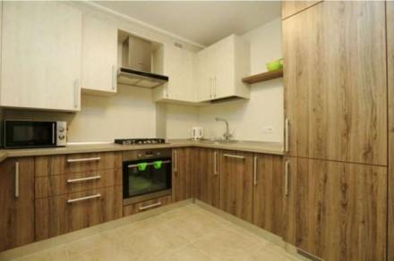 Квартира состоит из кухни - студио с французским балконом и двух отдельных спале. Центр, Миколаїв, Николаевская область. фото 5