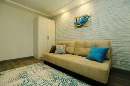 Квартира состоит из кухни - студио с французским балконом и двух отдельных спале. Центр, Миколаїв, Николаевская область. фото 10