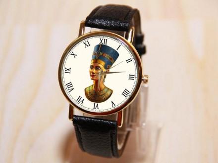 Часы Нефертити, Египетские часы, часы сувенир, женские часы, наручные часы  Ма. Житомир, Житомирская область. фото 4