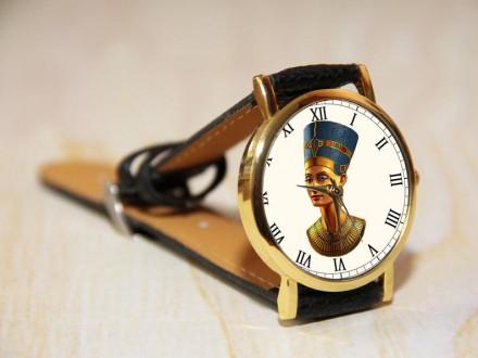 Часы Нефертити, Египетские часы, часы сувенир, женские часы, наручные часы  Ма. Житомир, Житомирская область. фото 3