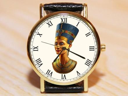Часы Нефертити, Египетские часы, часы сувенир, женские часы, наручные часы  Ма. Житомир, Житомирская область. фото 2