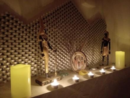 Египетский массаж - лимфодренажный и раслабляющий (реласакционный) массаж. Прора. Одесса, Одесская область. фото 4