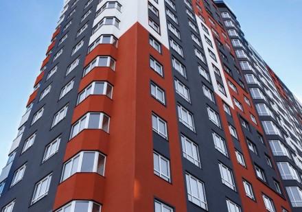 Квартира в Ирпене в обжитом районе. Площадь 30,3 м2 на 16/17 этаже. В квартире а. Ирпень, Киевская область. фото 2