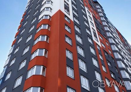 Квартира в Ирпене в обжитом районе. Площадь 30,3 м2 на 16/17 этаже. В квартире а. Ирпень, Киевская область. фото 1