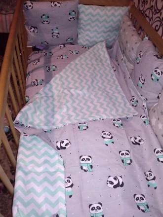 Постельное белье для новорождених. Чернігів. фото 1