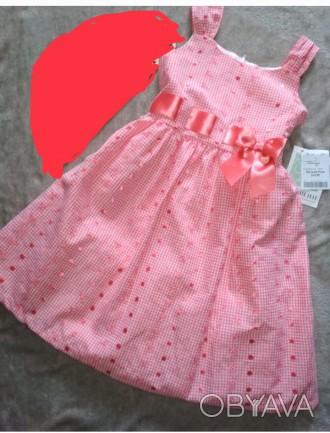 Плаття на дівчинку 6 років