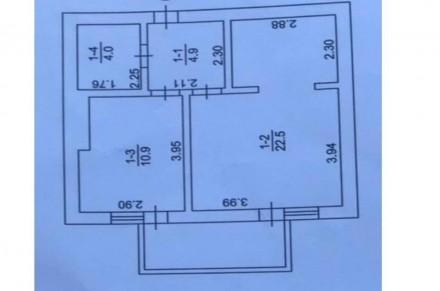 Квартира с качественным ремонтом, встроенной кухней со всей необходимой техникой. Ирпень, Киевская область. фото 9