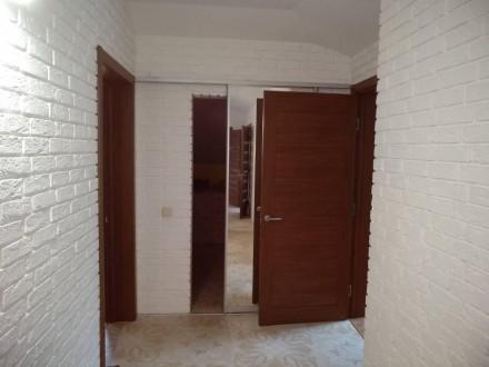 Площадь: 107/49/30  кв.м.;  Количество комнат: 3 ; Этажность: 4/4;  Документы. Ирпень, Киевская область. фото 6