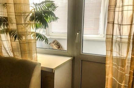 Однокомнатная квартира в новом клубном доме с удобным выездом на Киев. Удачная п. Ирпень, Киевская область. фото 7