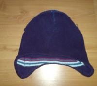 Продам шапочку в отличном состоянии. Подкладка-флис. Катышек нет. На окружность . Киев, Киевская область. фото 4