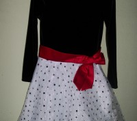 Продам нарядное платье для девочки  6-8лет американского производителя  Ashley A. Черкаси, Черкаська область. фото 2