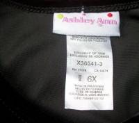 Продам нарядное платье для девочки  6-8лет американского производителя  Ashley A. Черкаси, Черкаська область. фото 4