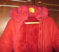 зимнее пальто на девочку 8-10 лет,в отличном состоянии,очень теплое,капюшон отст. Суми, Сумська область. фото 5