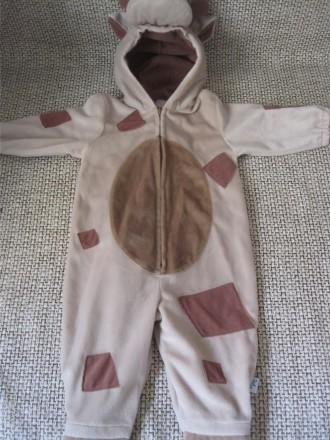 Детский костюм жирафа даю в прокат. Хороший наряд как для фотосесии так и для др. Киев, Киевская область. фото 1