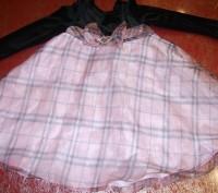 нарядное платье 2-3г. Никополь. фото 1