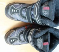Теплые зимние термо ботинки для мальчика. Длина по стельке 19,6 см. Проиводство . Запоріжжя, Запорізька область. фото 7