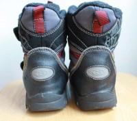 Теплые зимние термо ботинки для мальчика. Длина по стельке 19,6 см. Проиводство . Запоріжжя, Запорізька область. фото 4