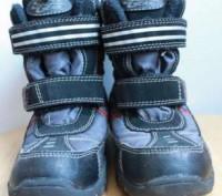 Теплые зимние термо ботинки для мальчика. Длина по стельке 19,6 см. Проиводство . Запоріжжя, Запорізька область. фото 8