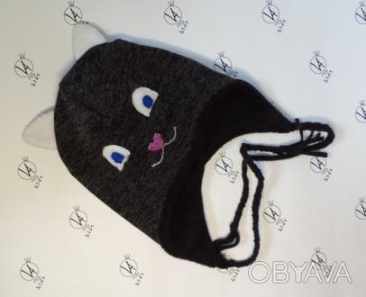 Теплые зимние детские шапки ручной работы в наличии и под заказ от 160грн. Возмо. Херсон, Херсонська область. фото 1