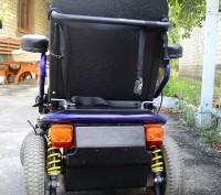 Инвалидные коляски с электроприводом из Германии б/у в идеальном состоянии.Коляс. Харьков, Харьковская область. фото 3