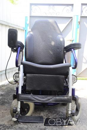 Инвалидные коляски с электроприводом из Германии б/у в идеальном состоянии.Коляс. Харьков, Харьковская область. фото 1