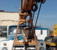 Продоставляем услуги автокрана КС-3575А ДАК, 10 тонн, ЗИЛ 133ГЯ, 1988 г.в. Киев. фото 1