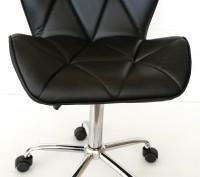 Роликовый стул HY 3008MR для офиса, компютерные стулья HY 3008 MR киев, мебель с. Киев, Киевская область. фото 4