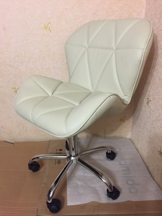 Роликовый стул HY 3008MR для офиса, компютерные стулья HY 3008 MR киев, мебель с. Киев, Киевская область. фото 6