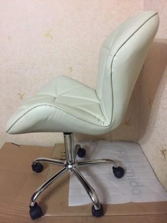 Роликовый стул HY 3008MR для офиса, компютерные стулья HY 3008 MR киев, мебель с. Киев, Киевская область. фото 7