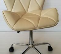 Роликовый стул HY 3008MR для офиса, компютерные стулья HY 3008 MR киев, мебель с. Киев, Киевская область. фото 10