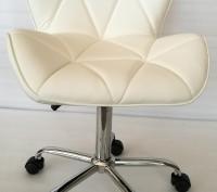 Роликовый стул HY 3008MR для офиса, компютерные стулья HY 3008 MR киев, мебель с. Киев, Киевская область. фото 5