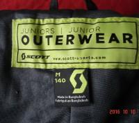 Продам горнолыжные  брюки   Scott  для мальчика р М, 140 см. Оригинал из Америки. Черкассы, Черкасская область. фото 4