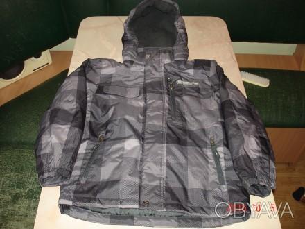 Непромокаемая курточка для мальчика 7-8 лет р. М.   Курточка американского прои. Черкассы, Черкасская область. фото 1