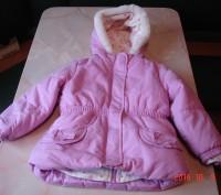 Курточка для девочки OshKosh на 4 года 3 в 1 оригинал из Америки. Можно носить . Черкаси, Черкаська область. фото 2