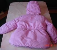 Курточка для девочки OshKosh на 4 года 3 в 1 оригинал из Америки. Можно носить . Черкаси, Черкаська область. фото 3