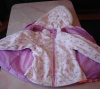 Курточка для девочки OshKosh на 4 года 3 в 1 оригинал из Америки. Можно носить . Черкаси, Черкаська область. фото 6