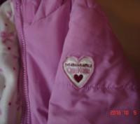 Курточка для девочки OshKosh на 4 года 3 в 1 оригинал из Америки. Можно носить . Черкаси, Черкаська область. фото 8