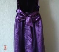 Продам очень нарядное платье для девочки 6-7 лет Goodlad. На фатине мелкие блес. Черкаси, Черкаська область. фото 3